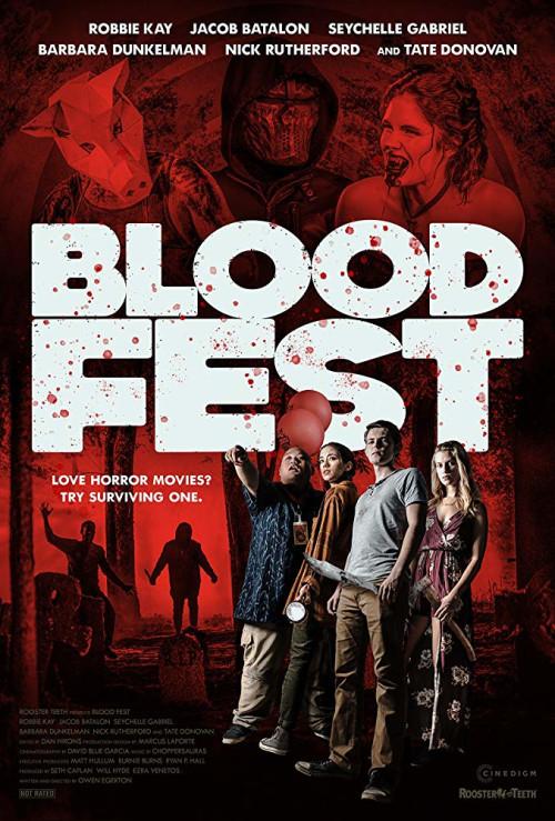 Бладфест / Кровавый фестиваль